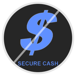 Secure Cash Paper Wallet